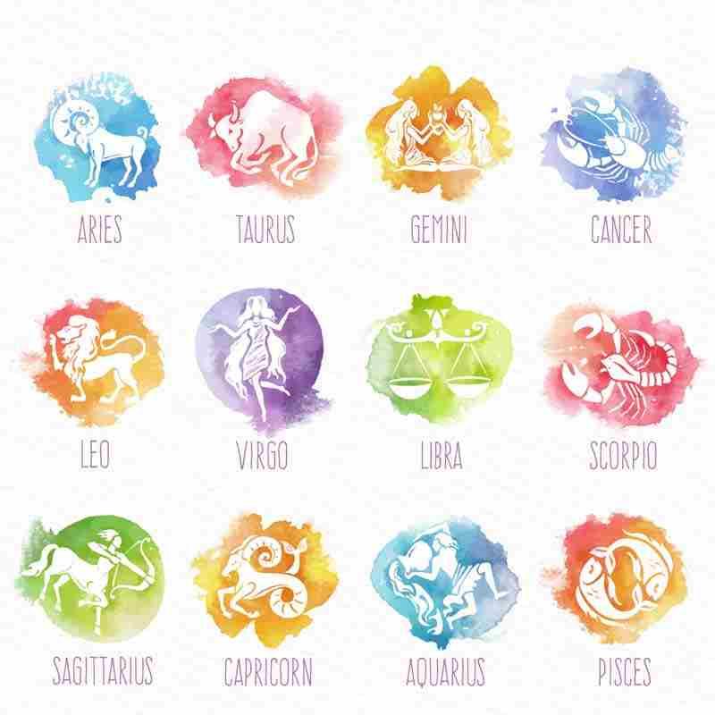 Segni zodiacali: mesi e date