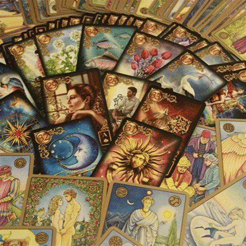 Quali sono le carte usate nella cartomanzia?
